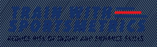 Train With Sportsmetrics Logo